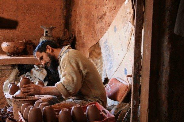 Master Potter Safi Morocco