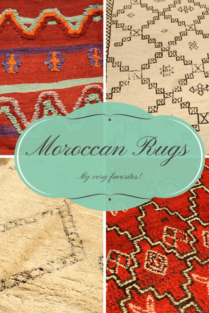Moroccan rugs come in a variety of patterns and styles. Find out more.