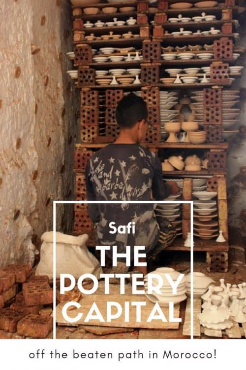 Safi The Pottery Capital of Morocco