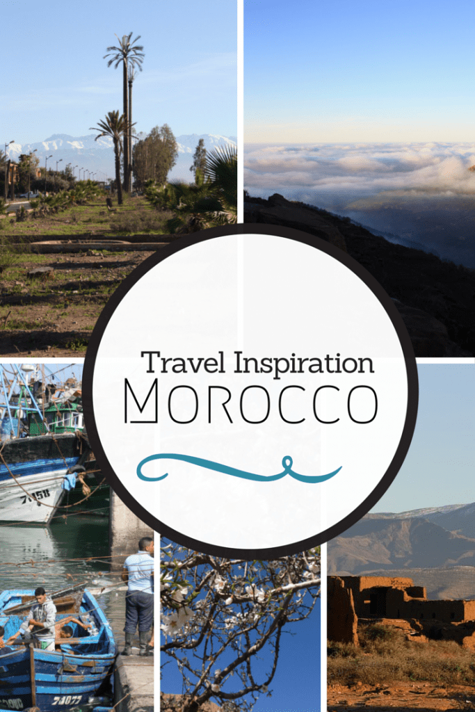 100+ Inspirational Travel Posts about Morocco. Visit Morocco today!