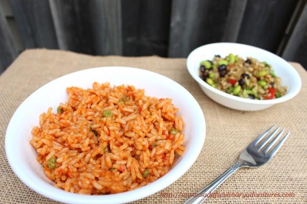 Nigerian Jollaf Rice