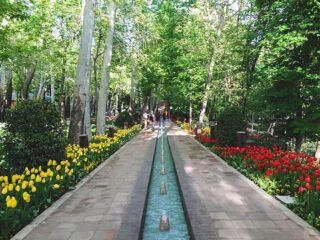 Park in Tehran, Iran