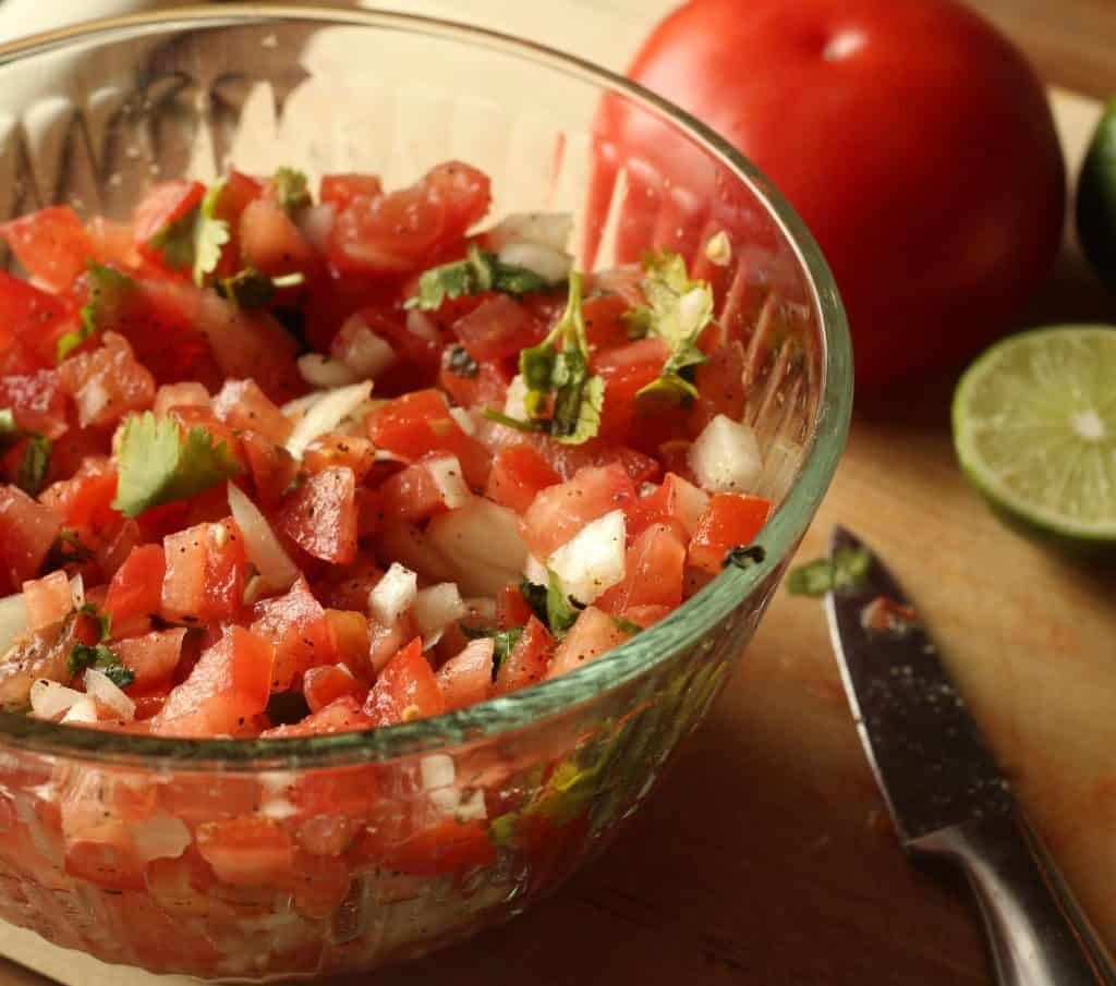 Perfect Pico de Gallo