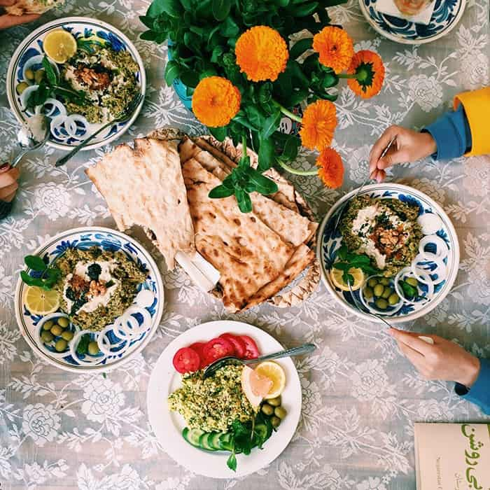 Persian food will leave you mesmerized
