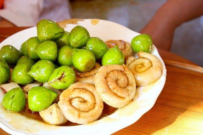 Mhncha Cookies