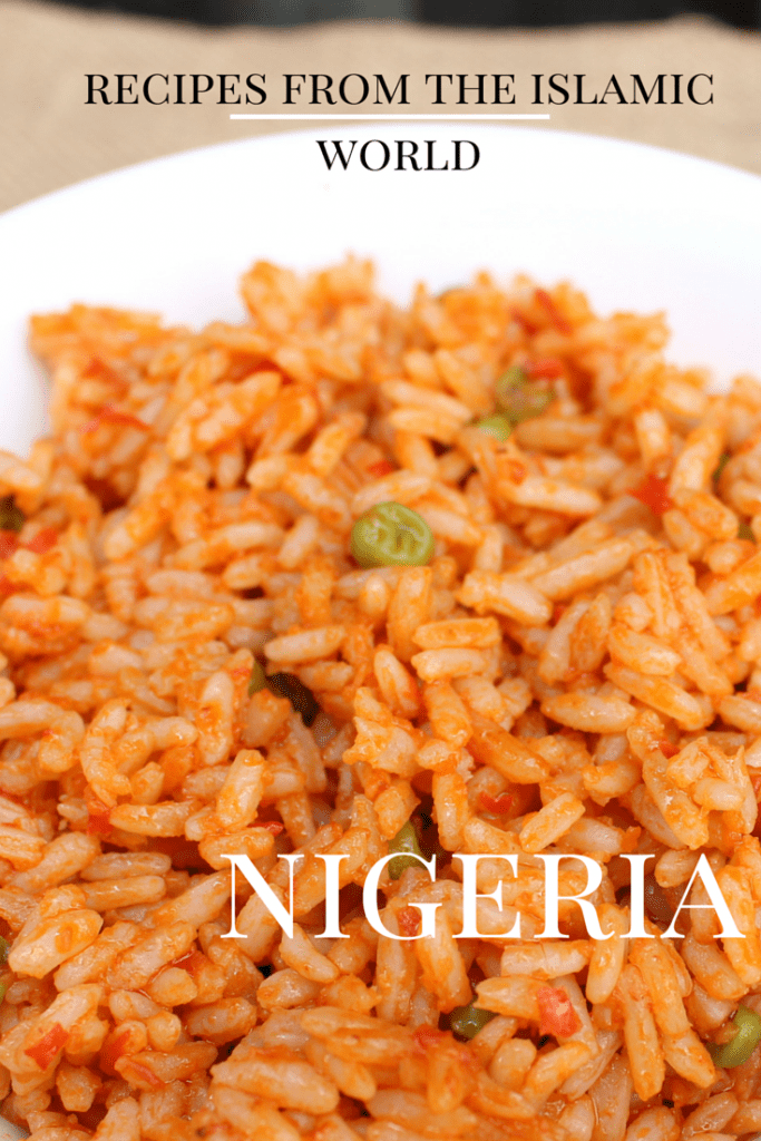 Nigerian Rice Jollof | Recipes from the Islamic World | marocmama.com