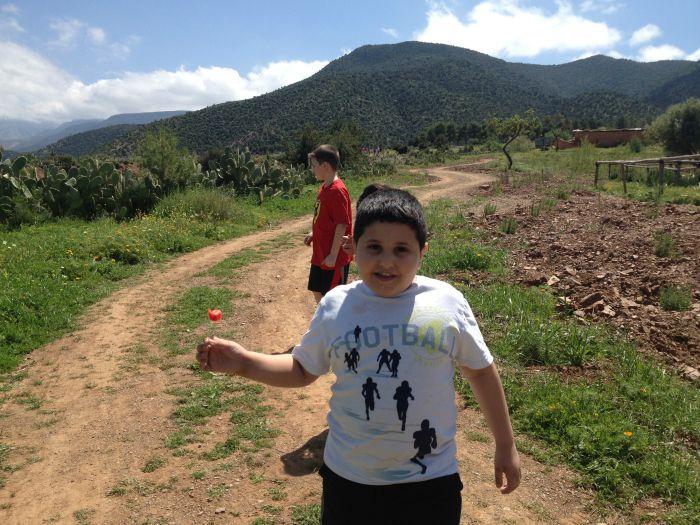 Atlas Mountain Getaway for Kids