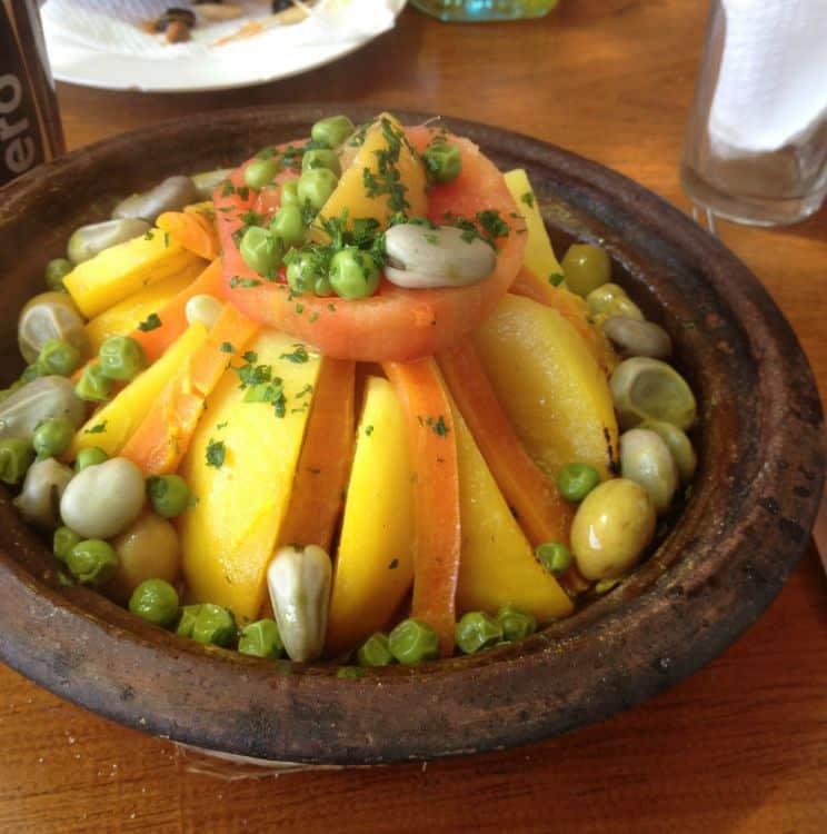 Berber Tajine Lunch