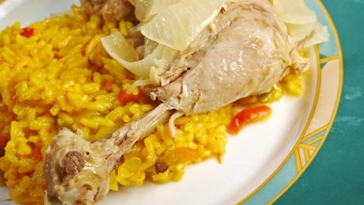 Senegalese Chicken Yassa