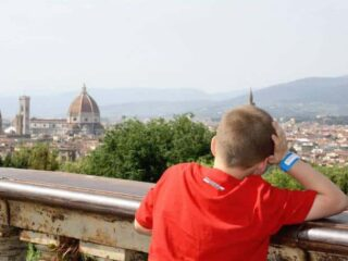 Is Florence Good to Visit with Kids?