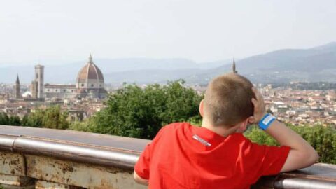 Is Florence a Good City to Visit with Kids?