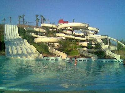 Oasiria Waterpark Marrakech