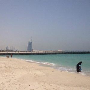 Jumeirah Beach Dubai, UAE