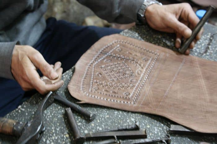 Leather Design Marrakech