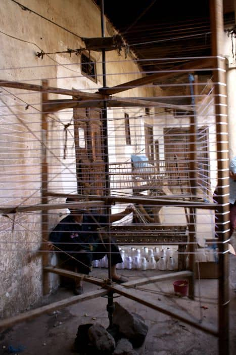 Marrakech Thread Weaving