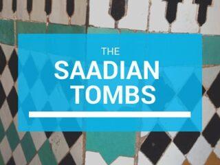 Marrakech's Saadian Tombs