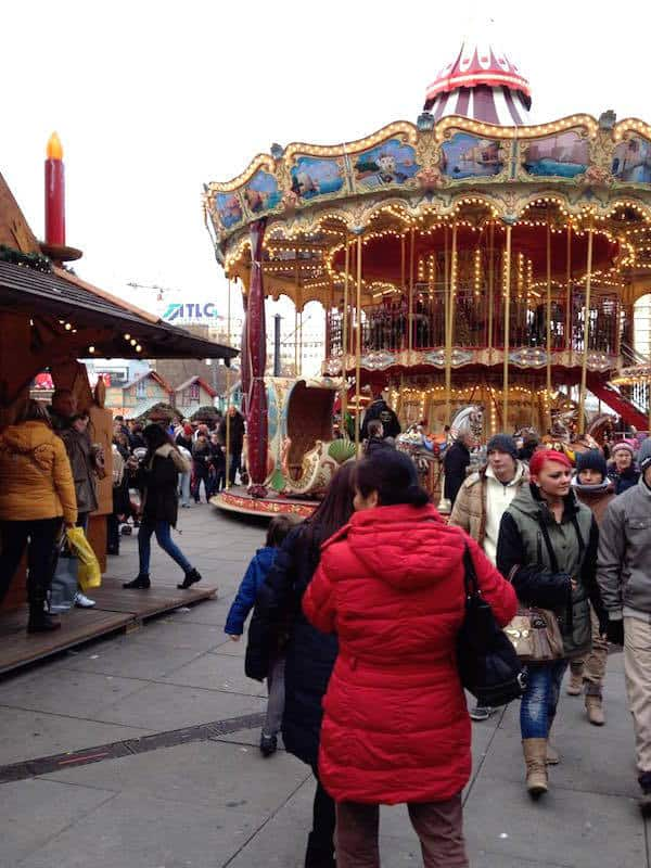 Alexanderplatz Christmas Market Berlin
