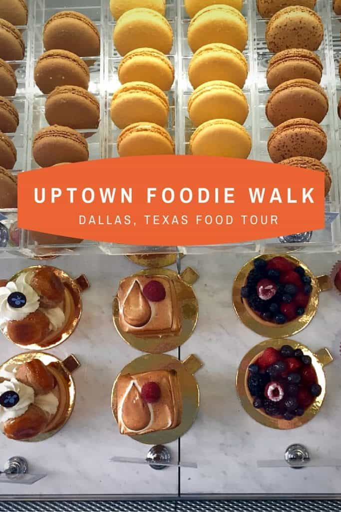 Dallas Food Tour Uptown Foodie Walk | marocmama.com