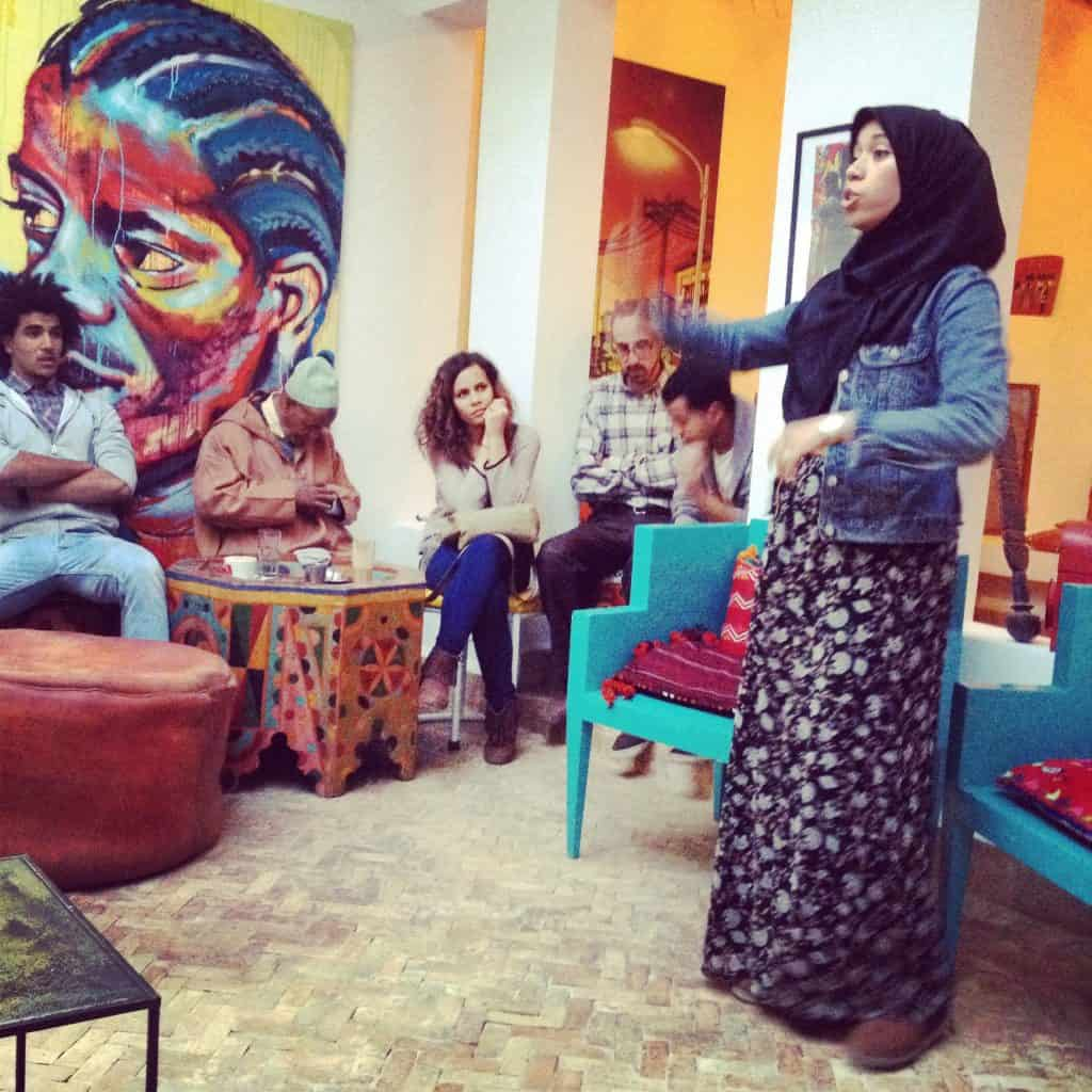 Humans of Marrakech: The Storyteller