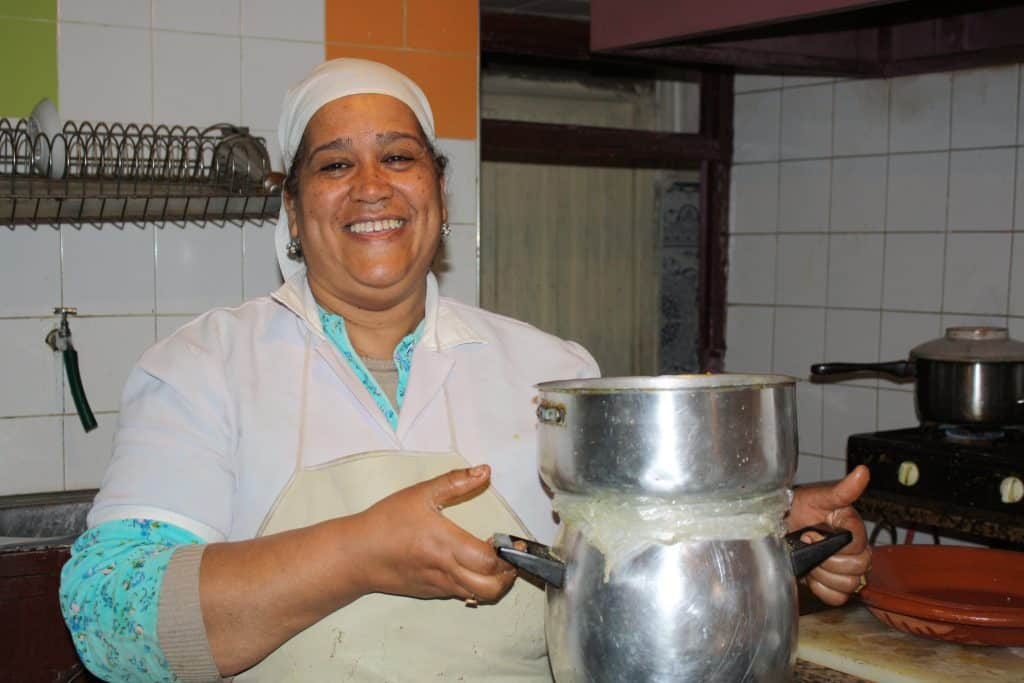 Humans of Marrakech: The Cook