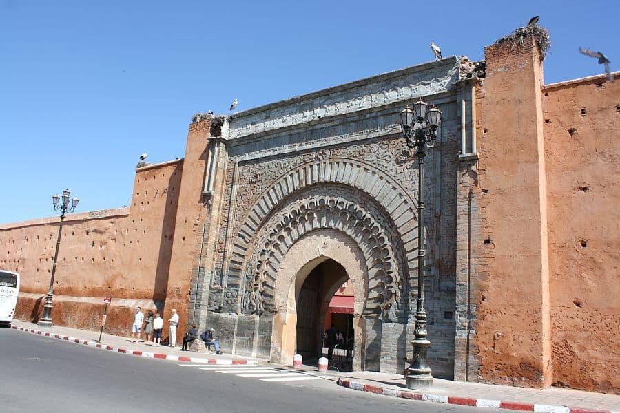 Walking Tour of Marrakech through History