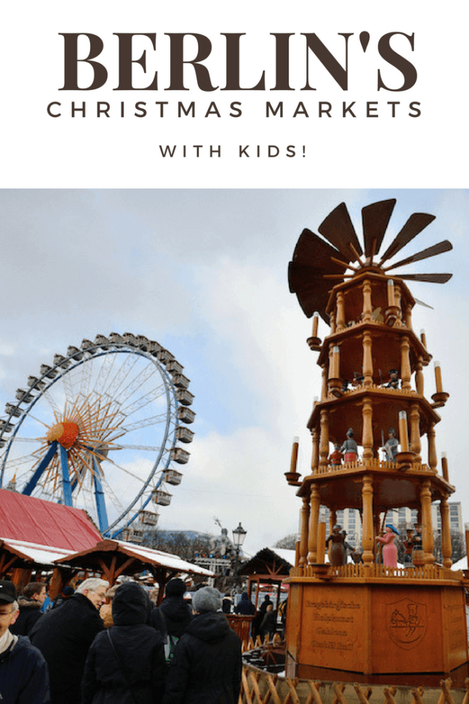 Visiting Berlin's Christmas markets with kids