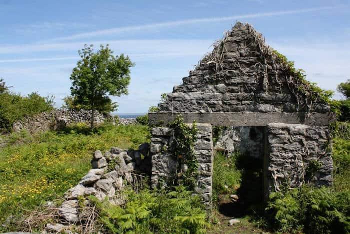 Famine House in Ireland