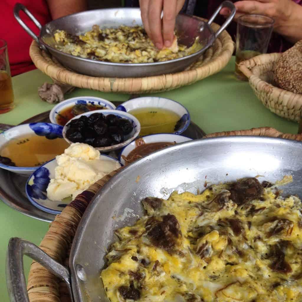 Moroccan Khlii