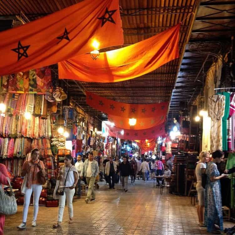 Marrakech Souk: Is Marrakech Safe?