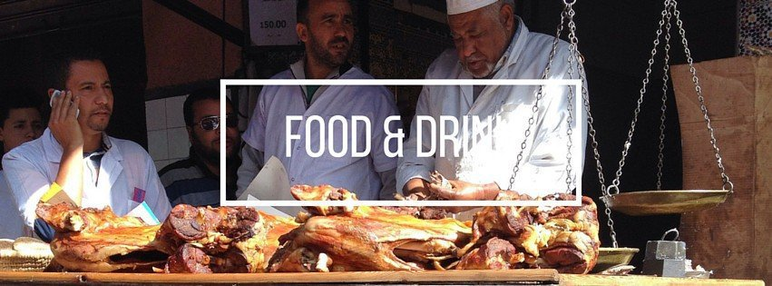 FOOD & DRINK in Morocco