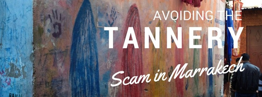 TANNERY SCAM