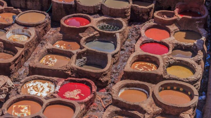 How to Avoid the Tannery Scam in Morocco