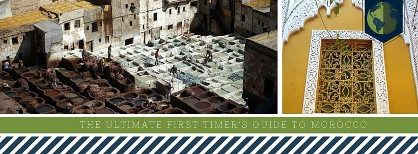 first timer's guide to morocco
