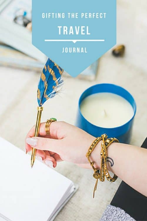 Gifting the Perfect Travel Journal | marocmama.com