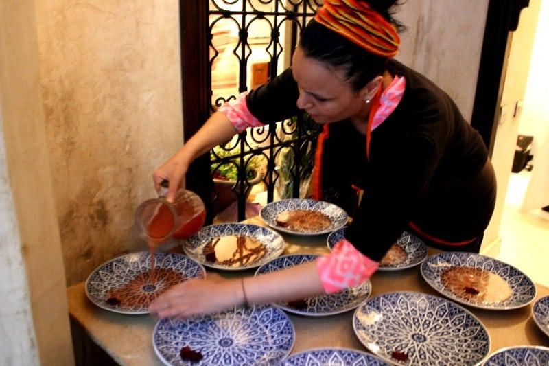 Foodie Files: Chef Najat Kaanache