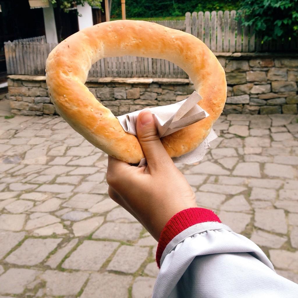 Bulgarian Round Bread Smit
