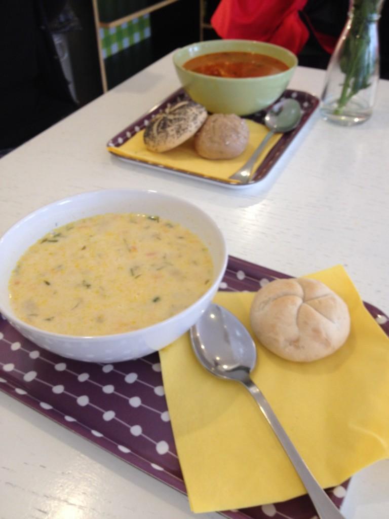 Bulgarian Tripe Soup
