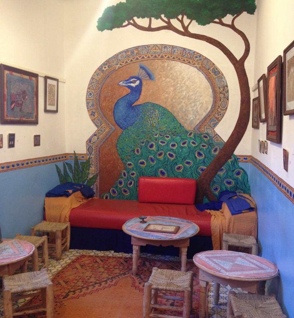 Henna Art Cafe - Marrakech