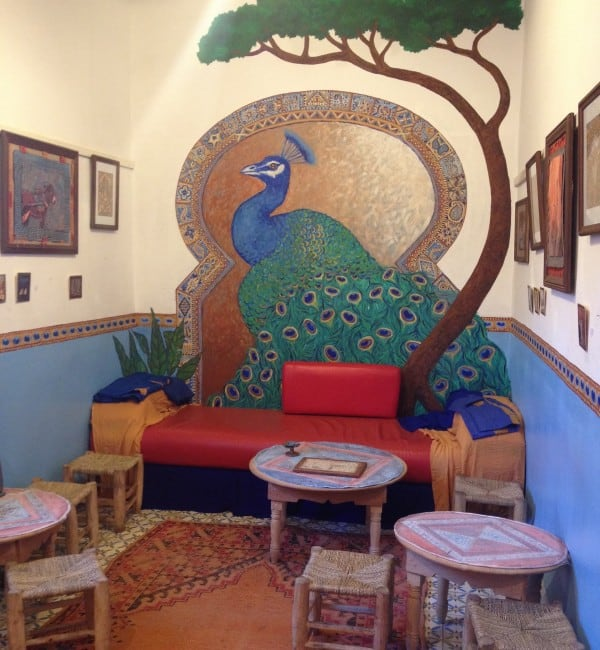 Henna Art Cafe - Marrakech