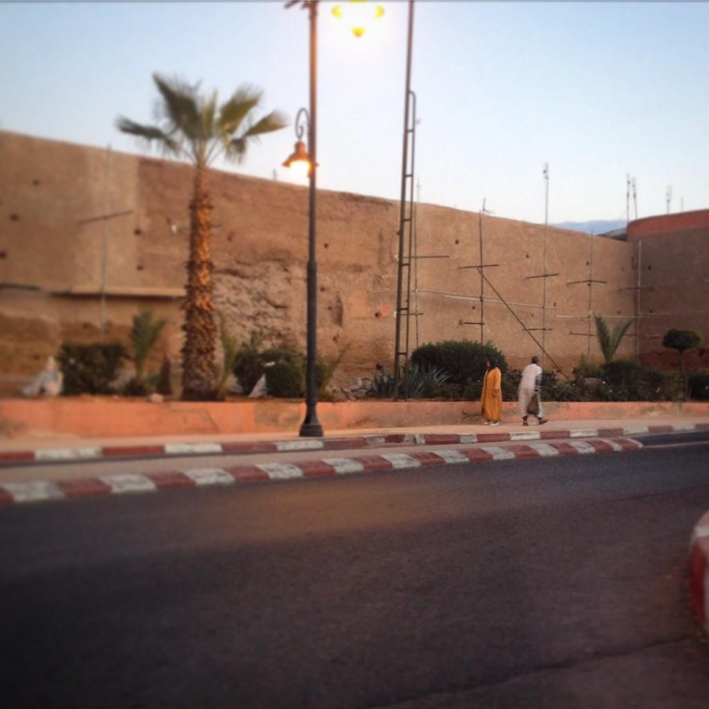 Walls of Marrakech