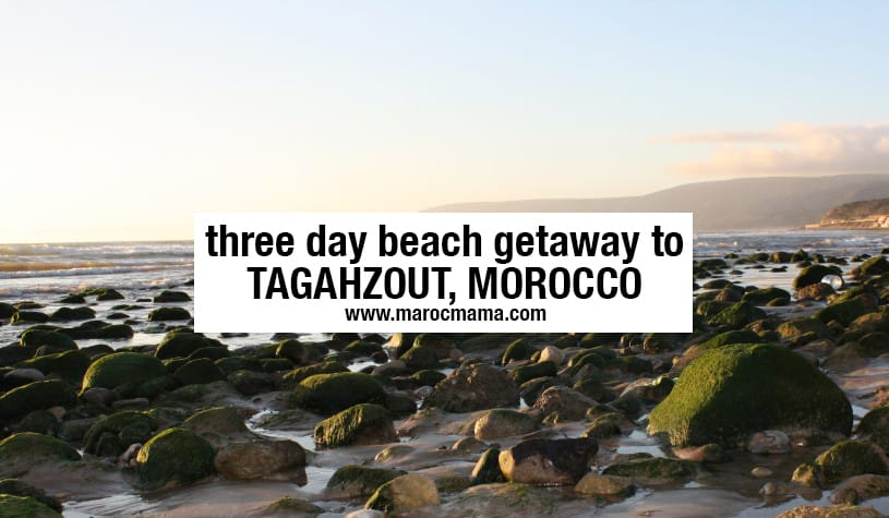 Coastal Escape in Tagahzout, Morocco