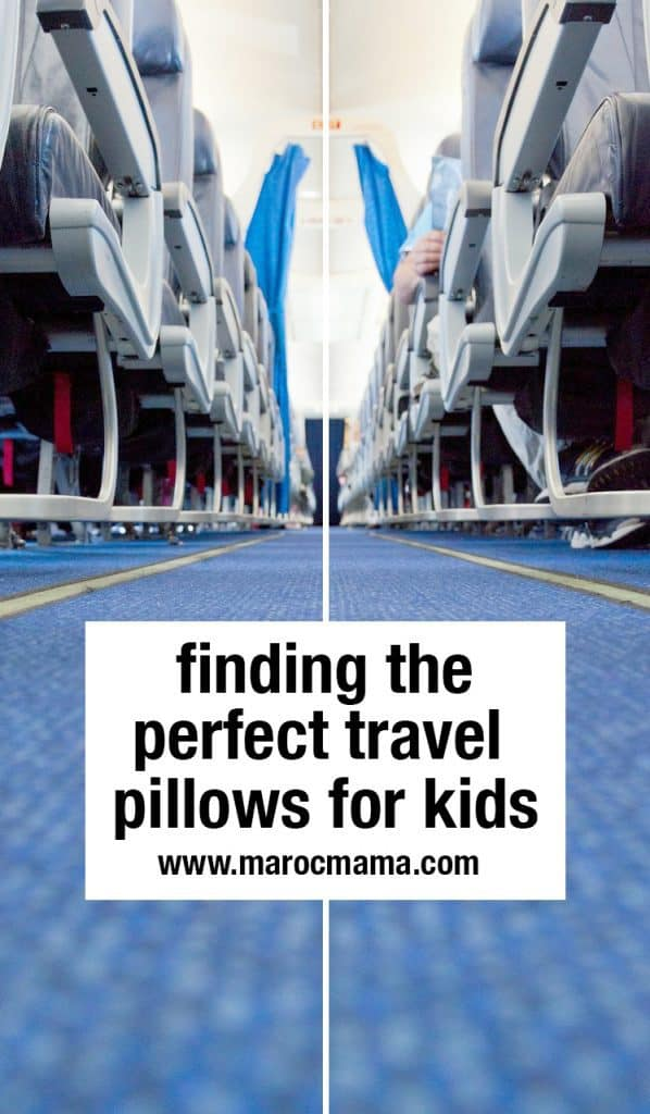 Finding the Perfect Travel Pillows for Kids