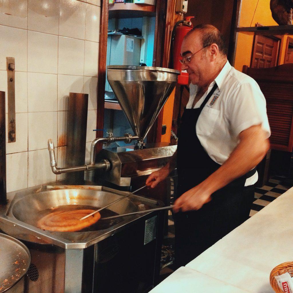 Bar el Comerico Seville Spain