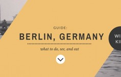 Guide to Berlin with Kids