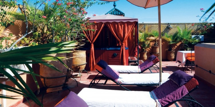 Riad Reves Marrakech