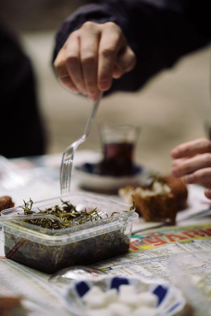 Simple Turkish Breakfast