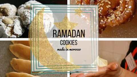 Moroccan Ramadan Cookie Madness!