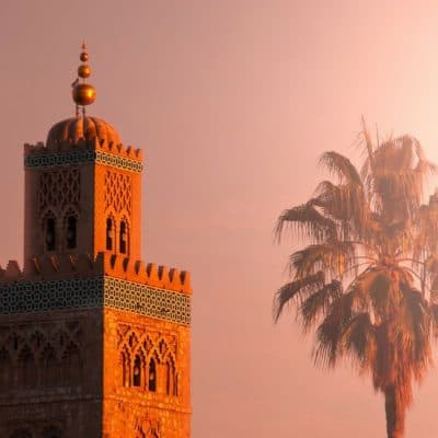 The Best Thing to Do in Marrakech? Nothing at all!