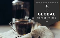 5 Global Coffee Drinks