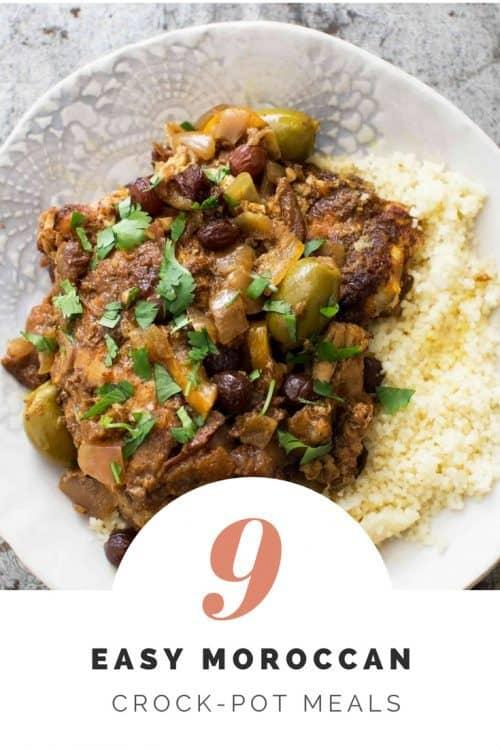 Easy Moroccan Crock Pot Meals_marocmama.com PIN